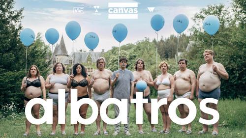 Bekijk de eerste beelden van de nieuwe Vlaamse Canvas-reeks Albatros