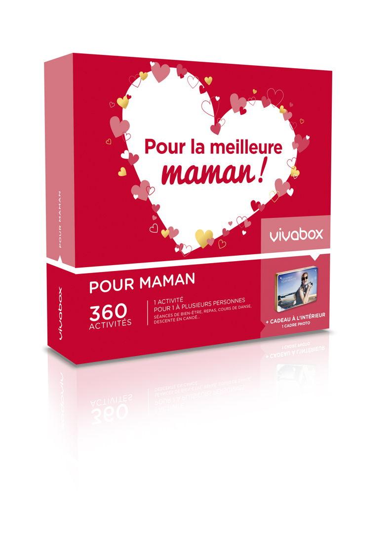 Vivabox 'Pour la meilleure maman': 49,90 €