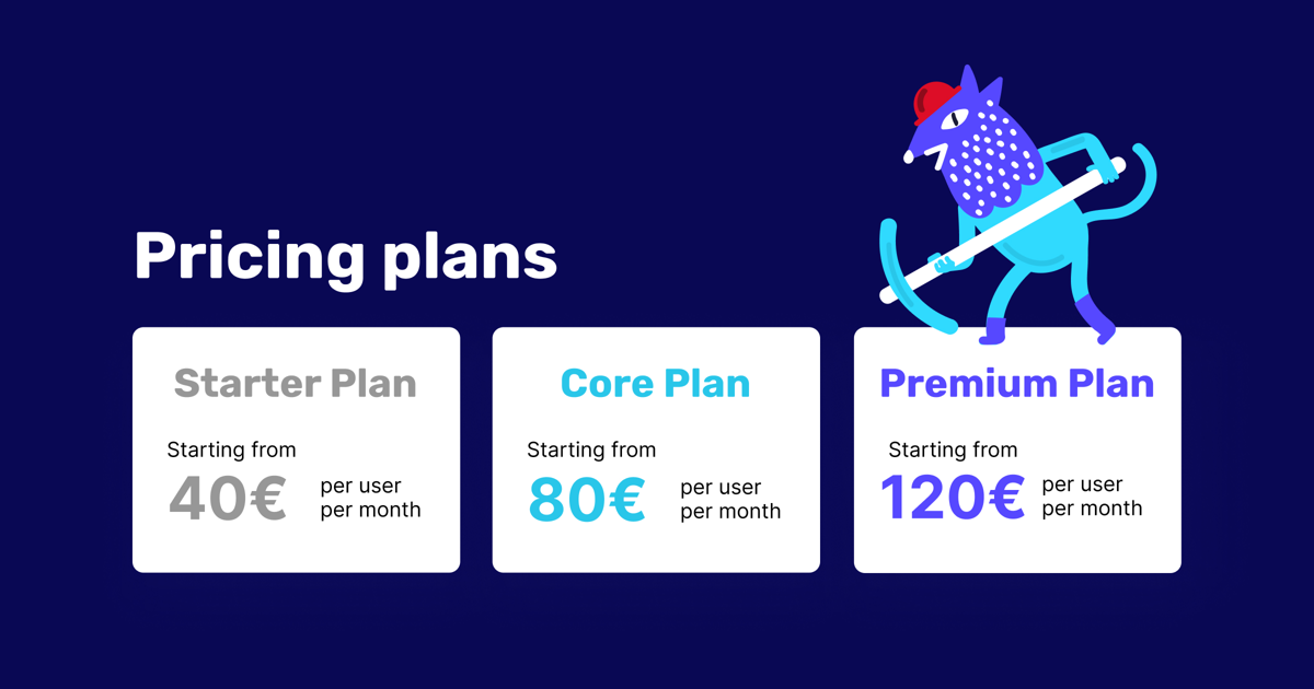 Pricing & Plans