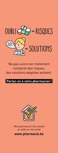 Preview: Les pharmaciens veulent relever le défi de l'adhésion thérapeutique !