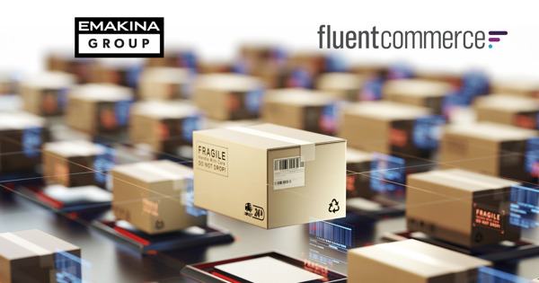 Preview: Emakina Group et Fluent Commerce concluent un partenariat stratégique, axé sur l'omnicanalité retail