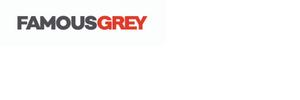 FamousGrey espace presse Logo