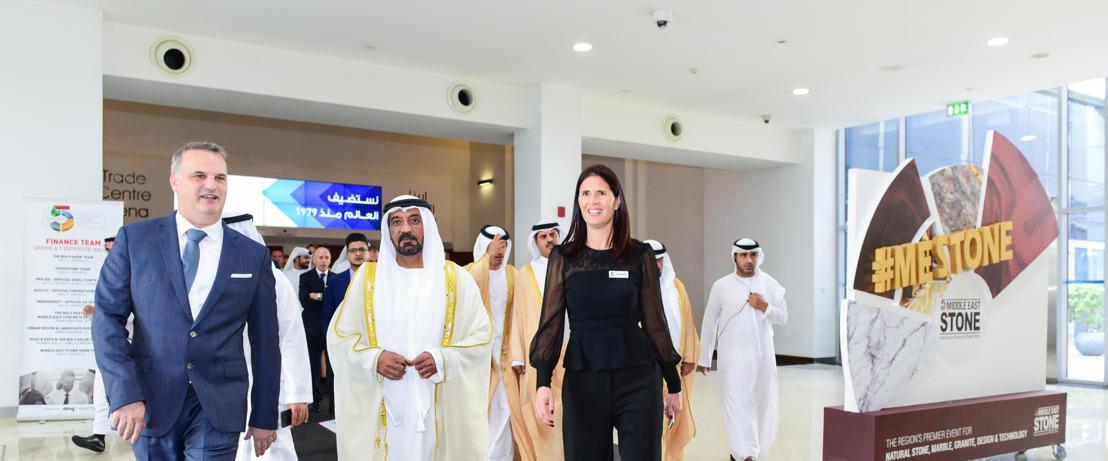 اتجاهات الأحجار الطبيعية والاستدامة تتبوأ مركز الصدارة في يوم افتتاح معرض Middle East Stone