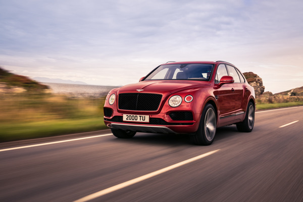 Preview: Bentayga V8 essence