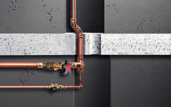 Preview: De l'eau potable plus sûre et des économies d'énergie dans les grands bâtiments