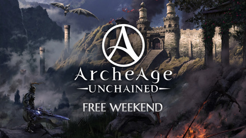 ArcheAge: Unchained offers a Free Weekend starting today!