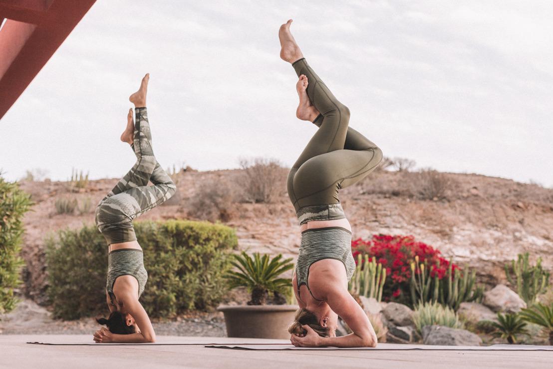 Iedereen aan de yoga op International Yoga Day met de nieuwe DECATHLON collectie