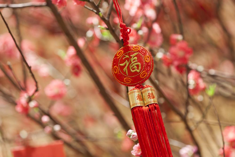 Chinese New Year Tassel