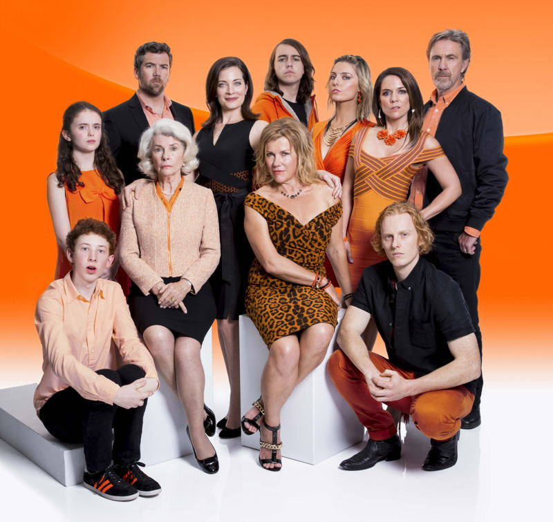 Upper Middle Bogan nominated for Most Outstanding Comedy Program