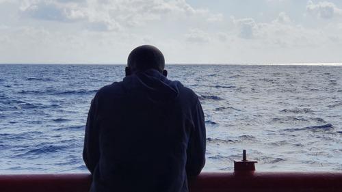 """""""Vemos señales evidentes de la violencia en Libia en los cuerpos de los pacientes"""""""
