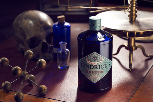 AN ORBICULAR OCCURRENCE: HENDRICK'S GIN PERSUADES GUESTS TO PARTAKE IN THE PARALLEL WITH ORBIUM