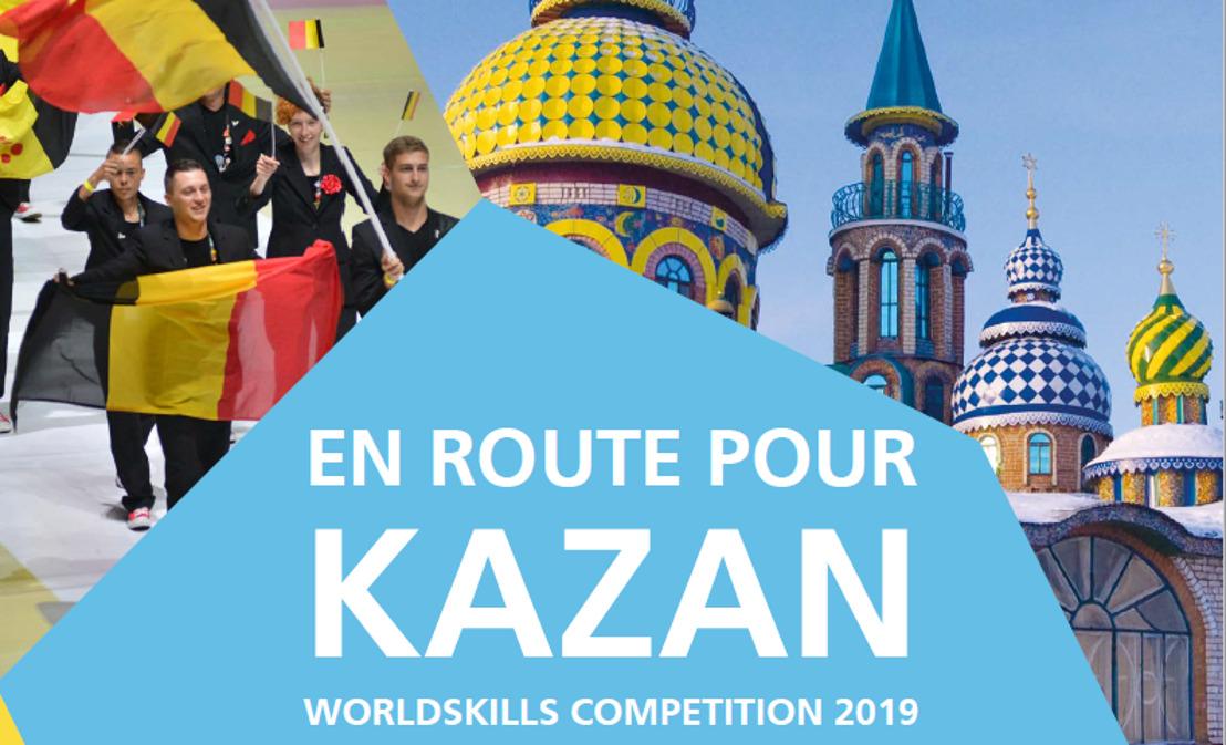 """16 """"Red Bears"""" composent le Belgian Team 2019 - Quatre mois pour se préparer avant Kazan"""