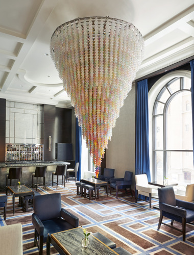 Preview: THE PENINSULA NEW YORK PRESENTA 'HOME'