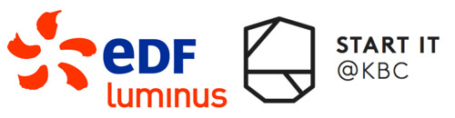 EDF Luminus stapt als eerste in start-up programma voor grote ondernemingen van Start it @KBC