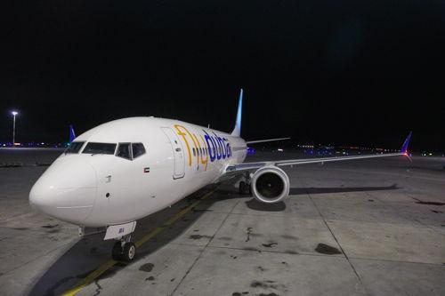 Preview: flydubai inaugural flight lands in Helsinki