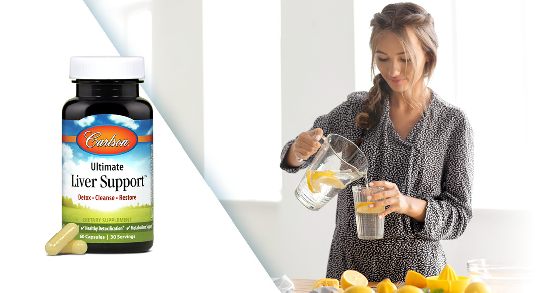 Carlson Introduces Ultimate Liver Support™ to Detox, Cleanse, and Restore