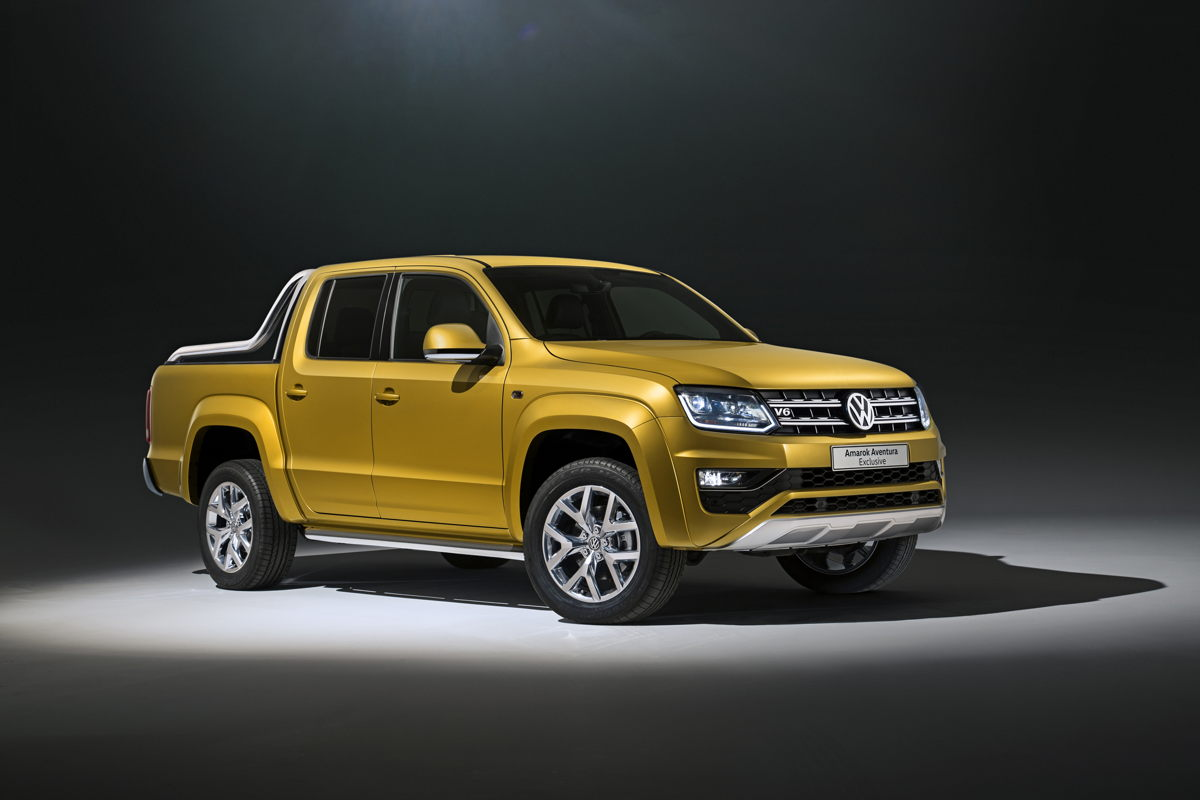 Volkswagen Amarok krijgt international Pickup Award 2018