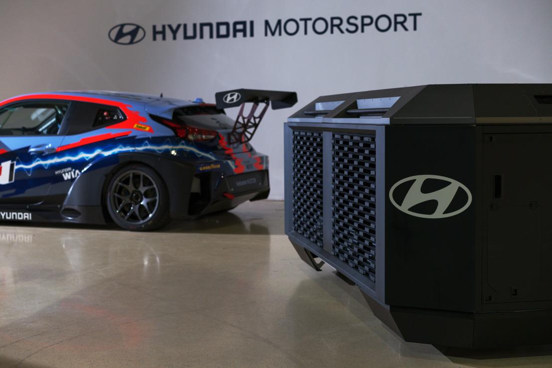 Comment Hyundai Motorsport combine performance et durabilité avec compétition électrique