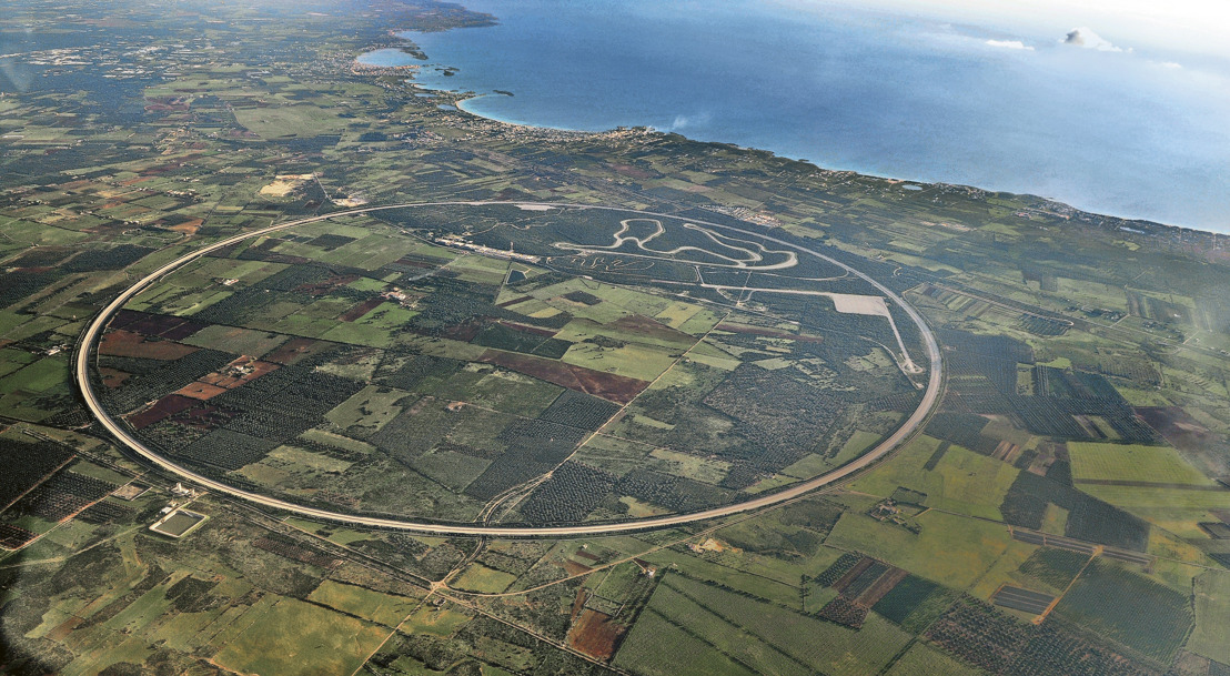 Strategic development of the proving ground for future mobility testing