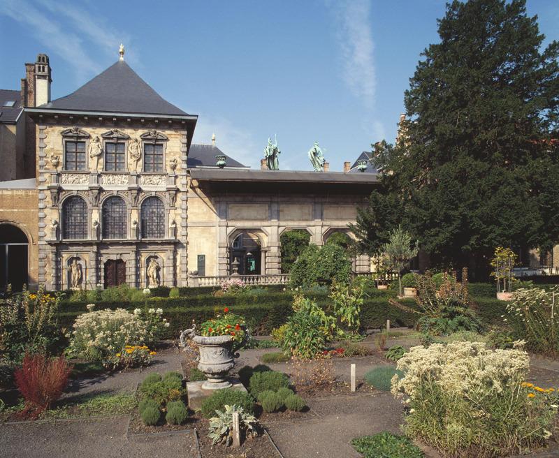 Rubenshuis tuin - Beeldarchief collectie Antwerpen
