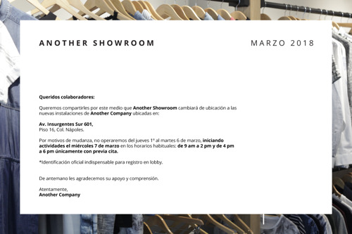 Another Showroom