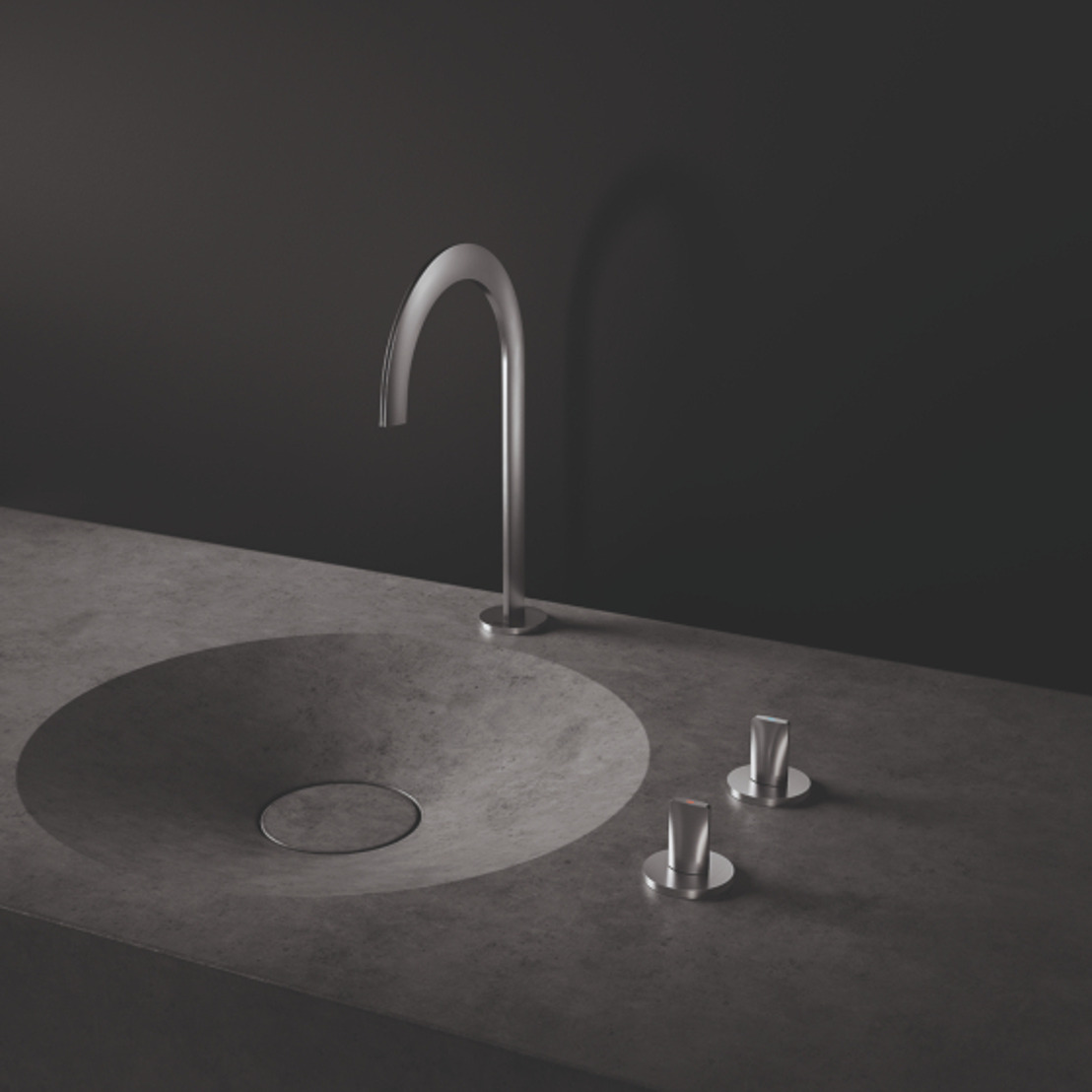 GROHE presenteert de eerste 3D-metaalgeprinte kranen – Shaping the future of water