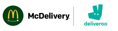 Deliveroo dévoile les chiffres les plus étonnants des commandes McDelivery® réalisées via sa plateforme !