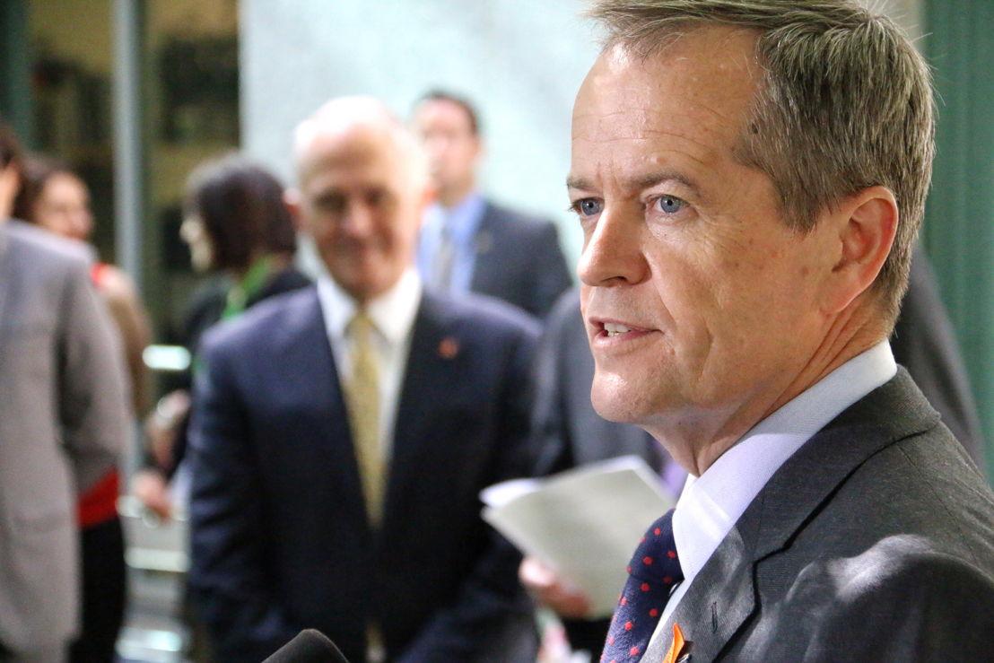 Bill Shorten (photo credit: ABC / Matt Roberts)
