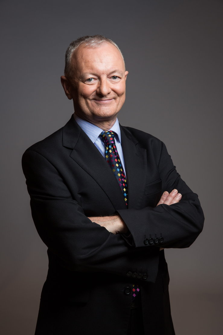 Antony Green, ABC Election Analyst (photo credit: Daniel Boud)