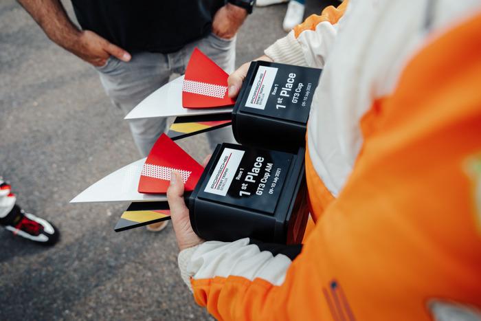 Porsche Sprint Trophy Benelux: de Wilde oogst gretig in Spa