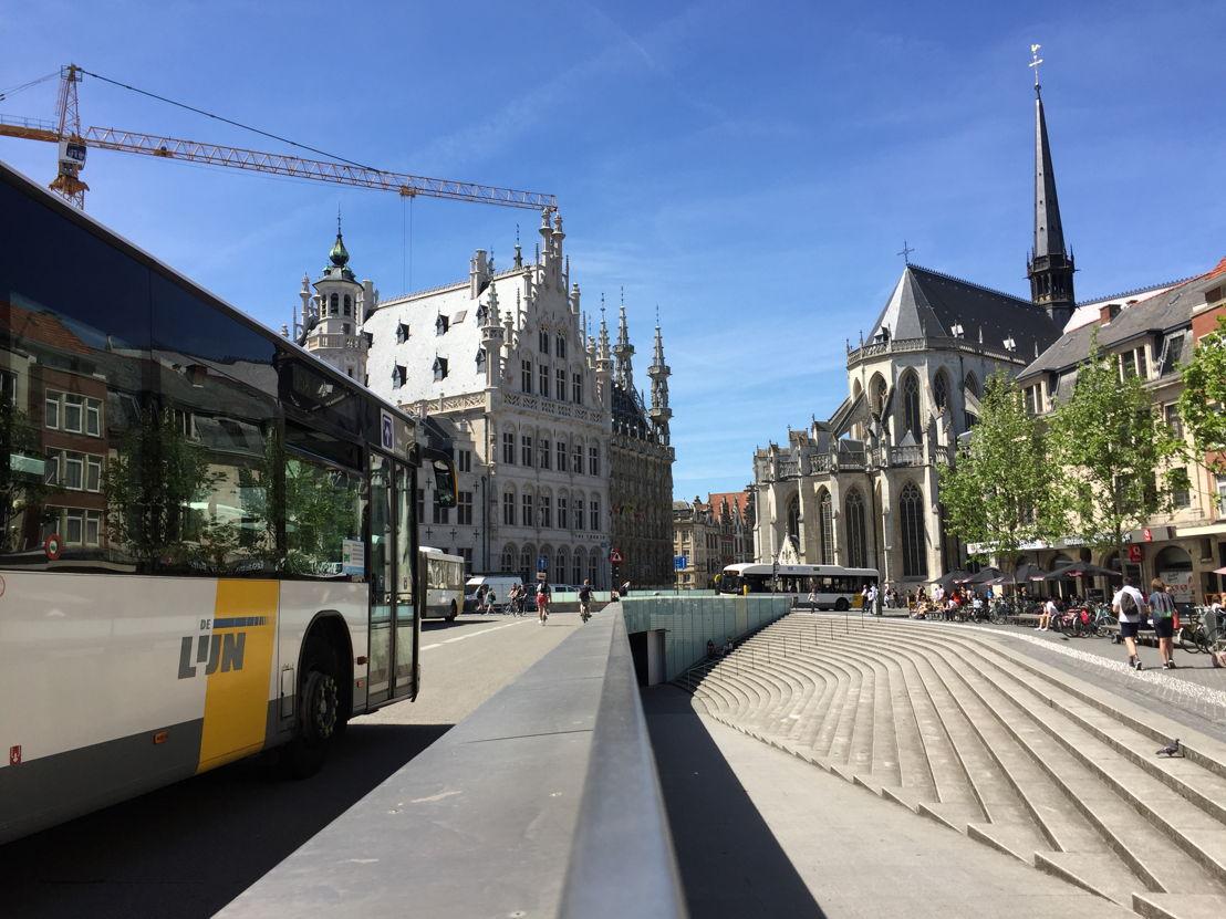 Leuven, Rector De Somerplein