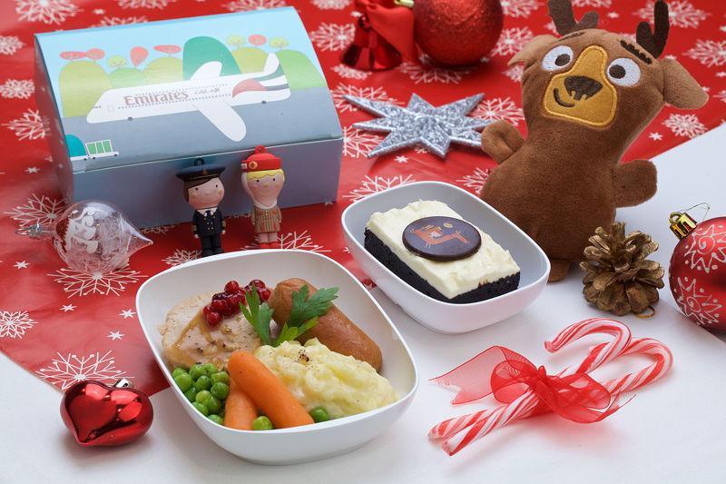 Special Festive menu for Children