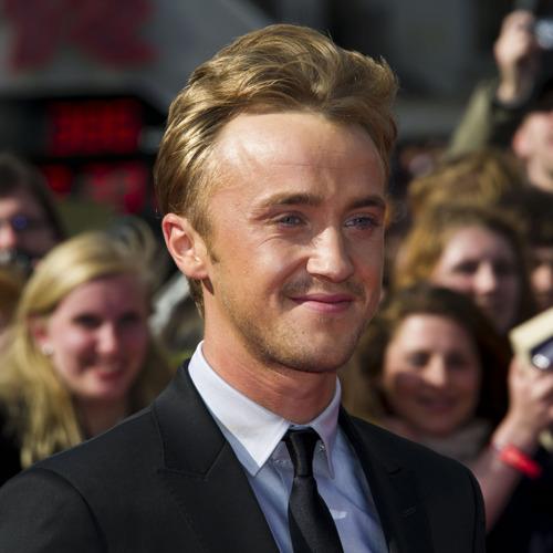 Harry Potters Tom Felton (Draco Malfoy) komt naar Gent!