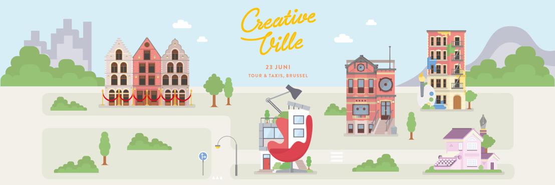 DAAN maakt programma Creative Ville compleet