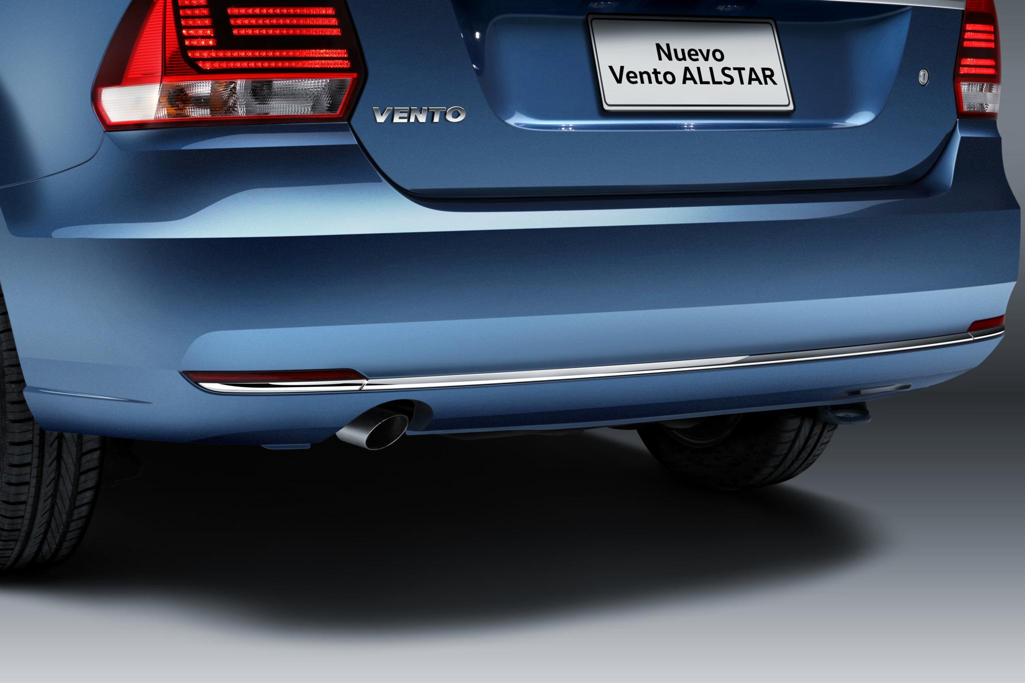 Volkswagen Presenta Vento Y Polo Allstar 2017
