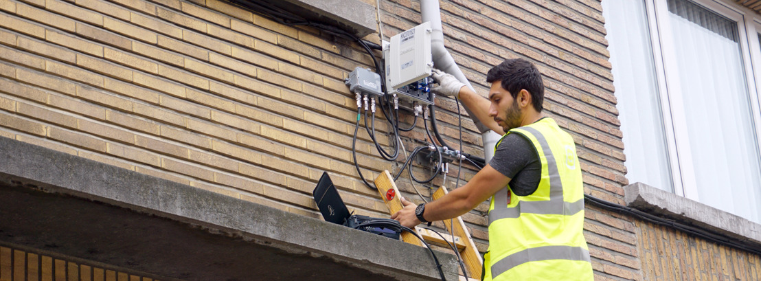 Telenet takes over Etterbeek's cable network