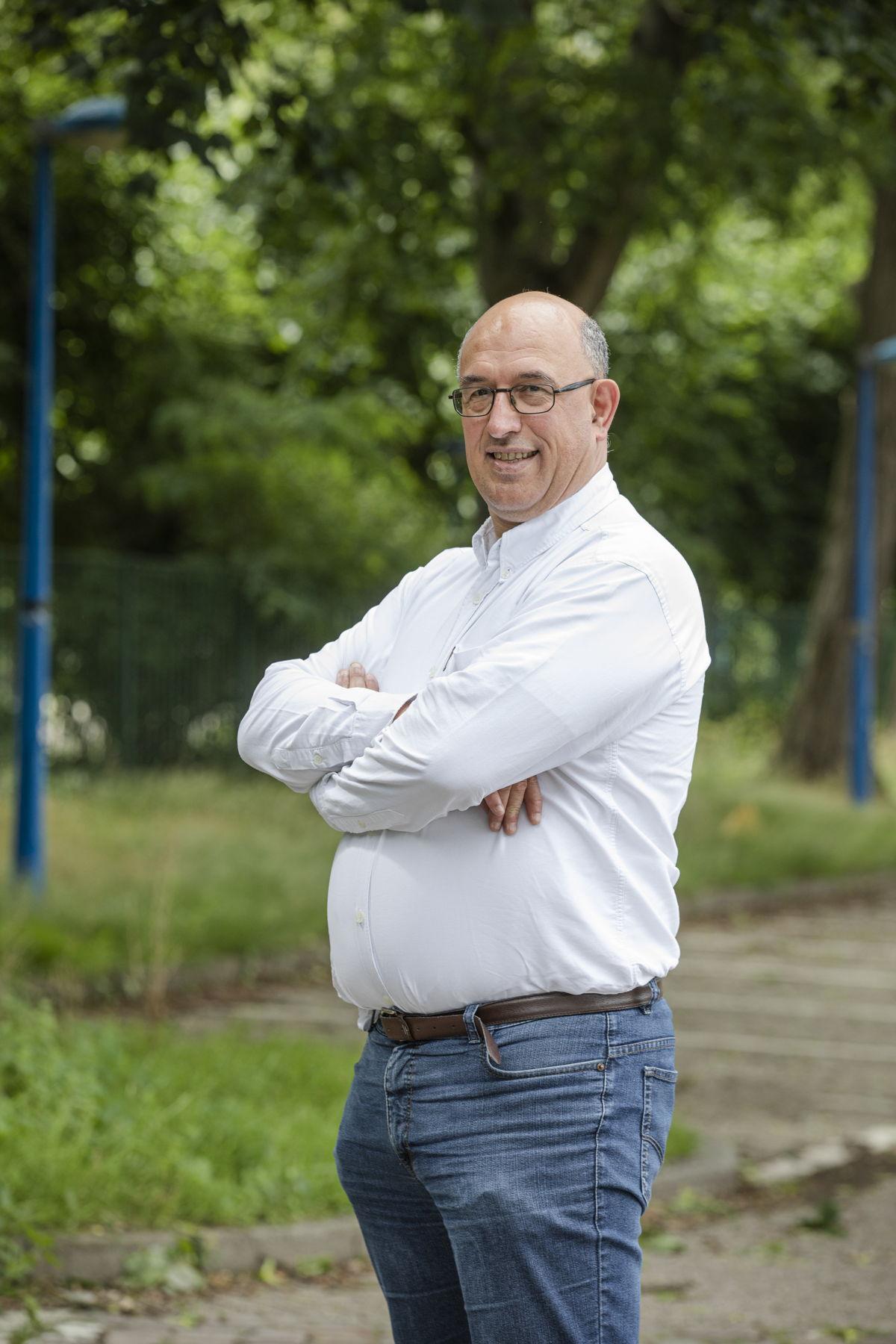 Prof. Serge Demeyer, Departement Wiskunde en Informatica van de Universiteit Antwerpen