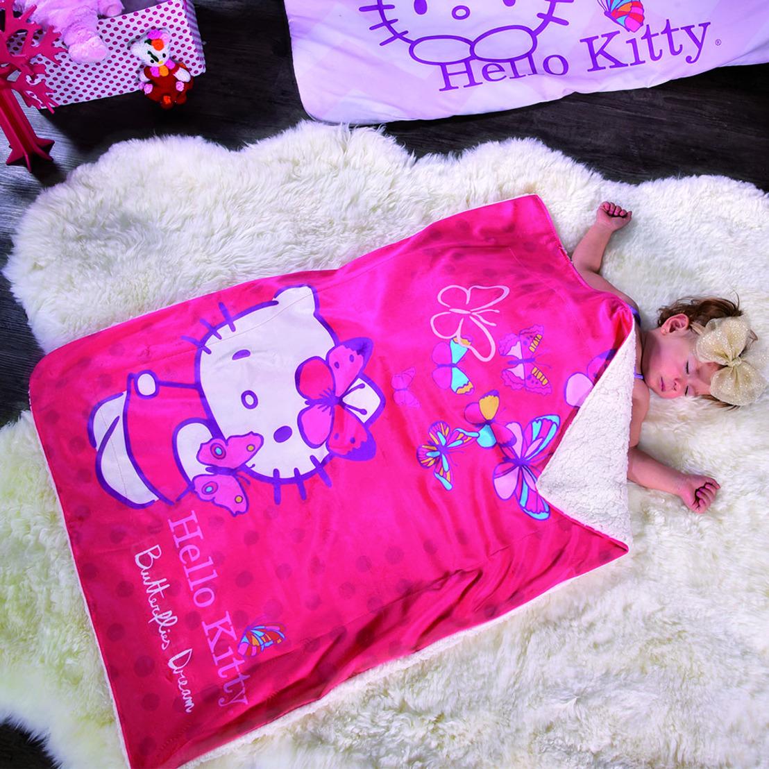 Los regalos de Hello Kitty ideales para tu bebé