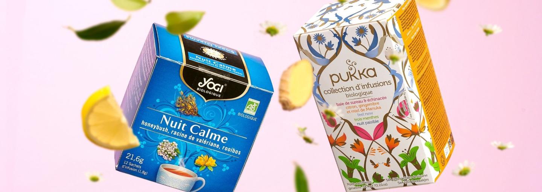 Évolution de 30% des volumes de thé chez Delhaize
