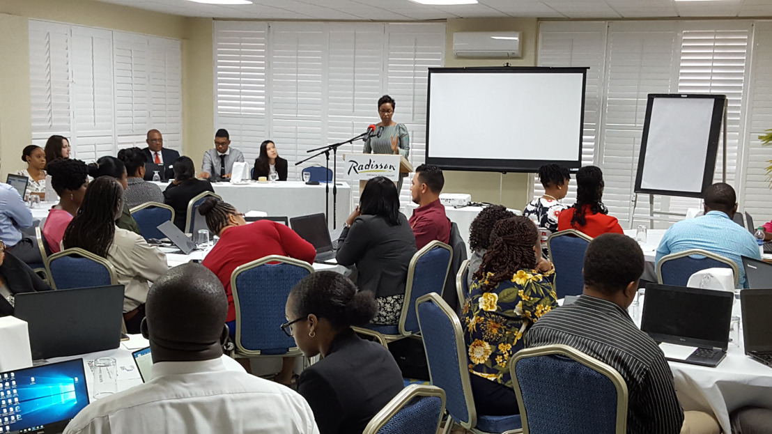 Improving data collection and dissemination in the Eastern Caribbean
