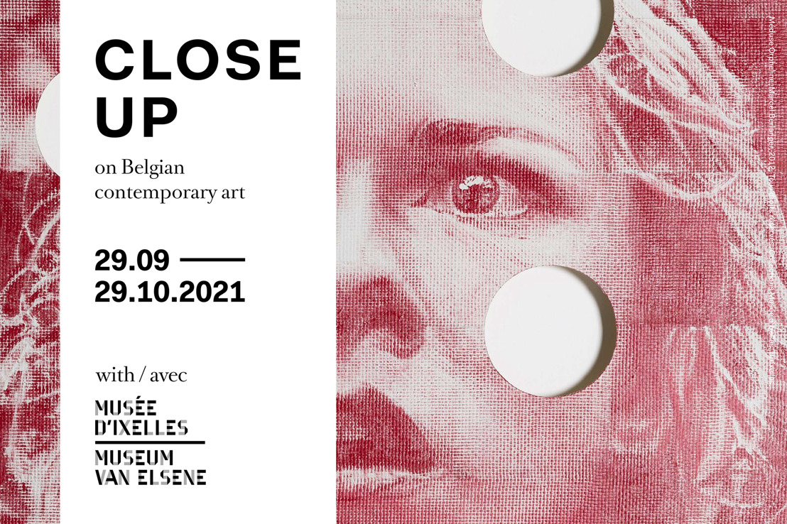 """""""Close up on Belgian contemporary art"""": art exhibition at Degroof Petercam Luxembourg"""