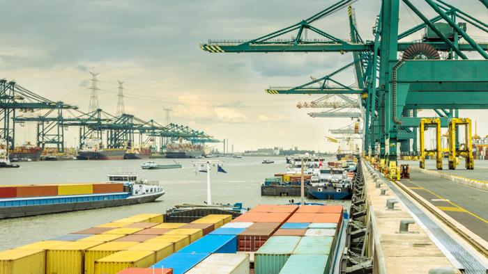 Belgisch Montova in zee met grote spelers in maritieme logistiek