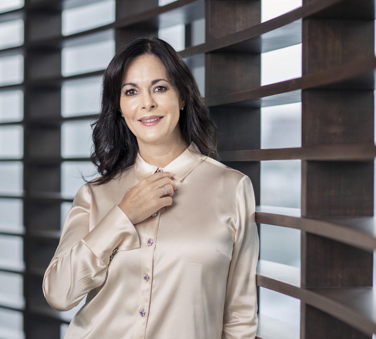 Claudia Márquez, CEO & Presidente Hyundai Motor de México