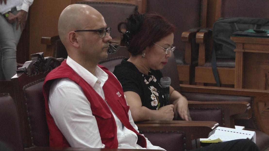Neil Bantleman on trial
