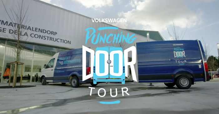Preview: Volkswagen op zoek naar de sterkste armen.