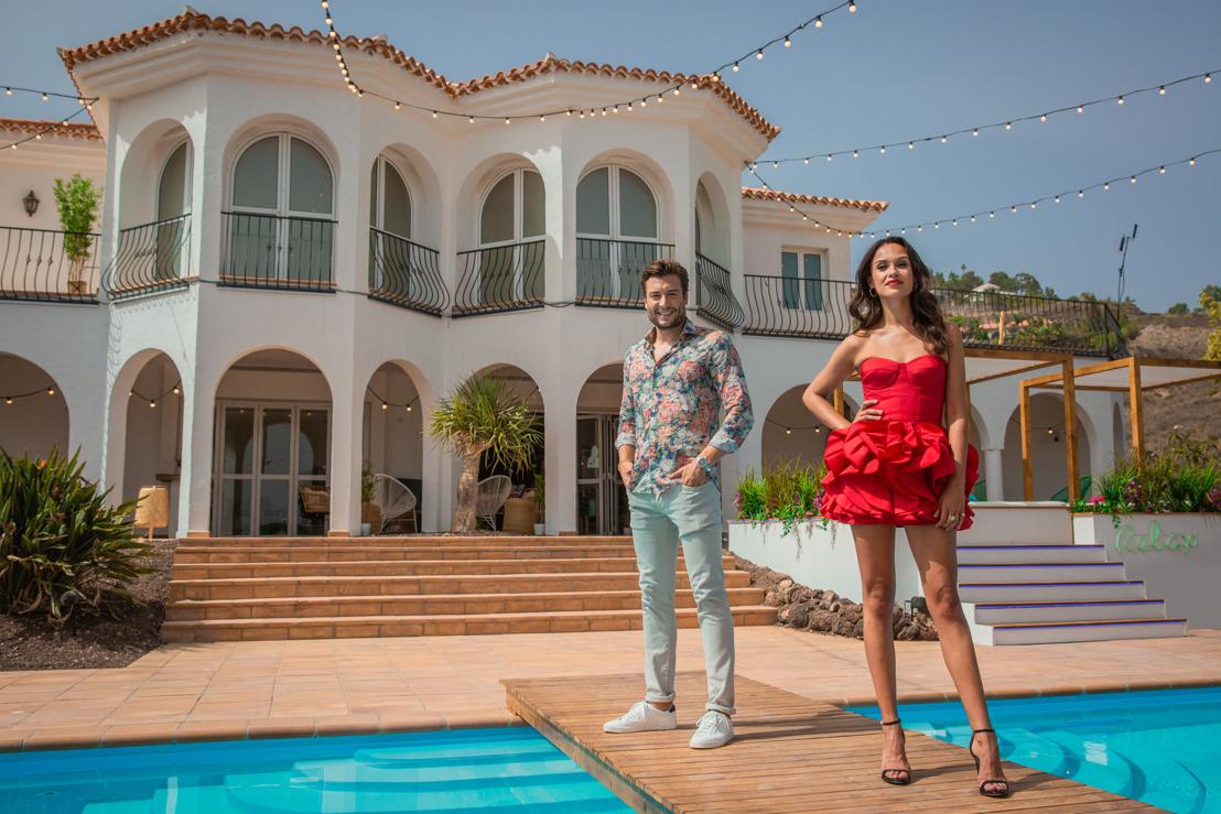 Viktor Verhulst biedt ons nu al inkijk in de gloednieuwe Love Island villa