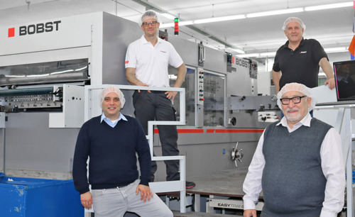 Сервисные предложения BOBST по оптимизации процессов помогли компании Spiegel Verpackungen существенно повысить конкурентоспособность