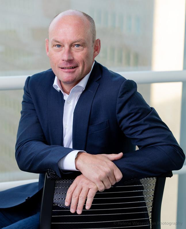 Maarten Guijt nieuwe General Manager Benelux bij Lenovo