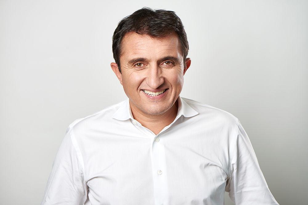 Джамел Агауа, главен изпълнителен директор на Rakuten Viber