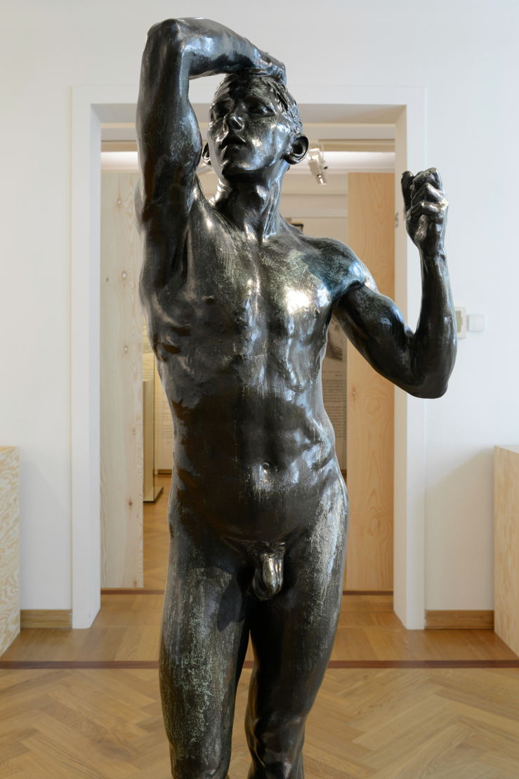 Auguste Rodin, The Bronze Age (c) Isabelle Arthuis